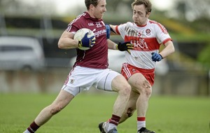Neil Forester: pride in the Derry jersey