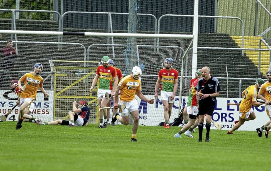 Pride at stake but Antrim should take bragging rights in Christy Ring Cup derby clash