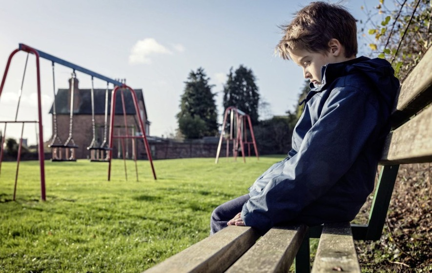Childline campaign tackles problem of loneliness in kids as young as six