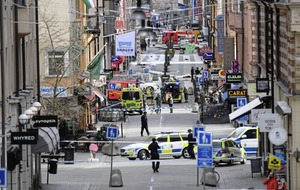 Stockholm truck attack death toll rises to five