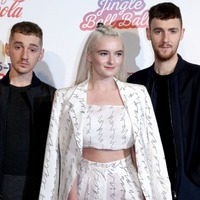 Clean Bandit are 'amazed' to be back at number one with Zara Larsson