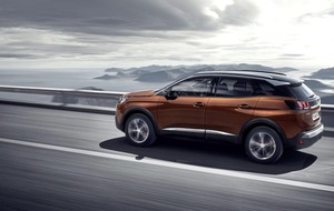 Peugeot 3008: The family SUV puts on haute couture