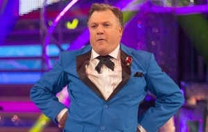 Ed Balls returns to scene of his famous Twitter blunder to celebrate #EdBallsDay