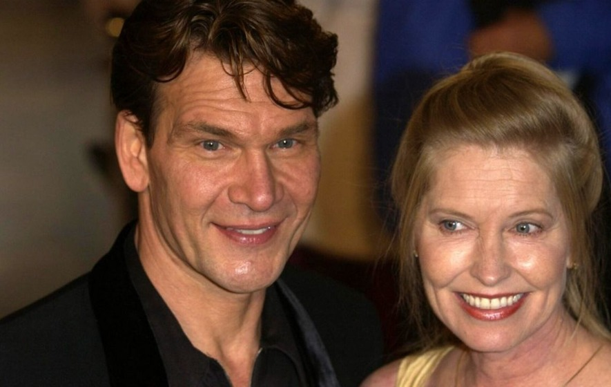 Patrick Swayze's widow admits 'mixed feelings' over sale of his belongings