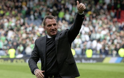 Brendan Rodgers thinks Rangers could play into Celtic's hands