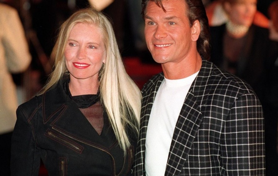 Patrick Swayze's Dirty Dancing jacket fetches £48,000 despite niece's call to stop sale