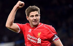 Steven Gerrard and Alex Curran seem to have named baby Lio after Lionel Messi