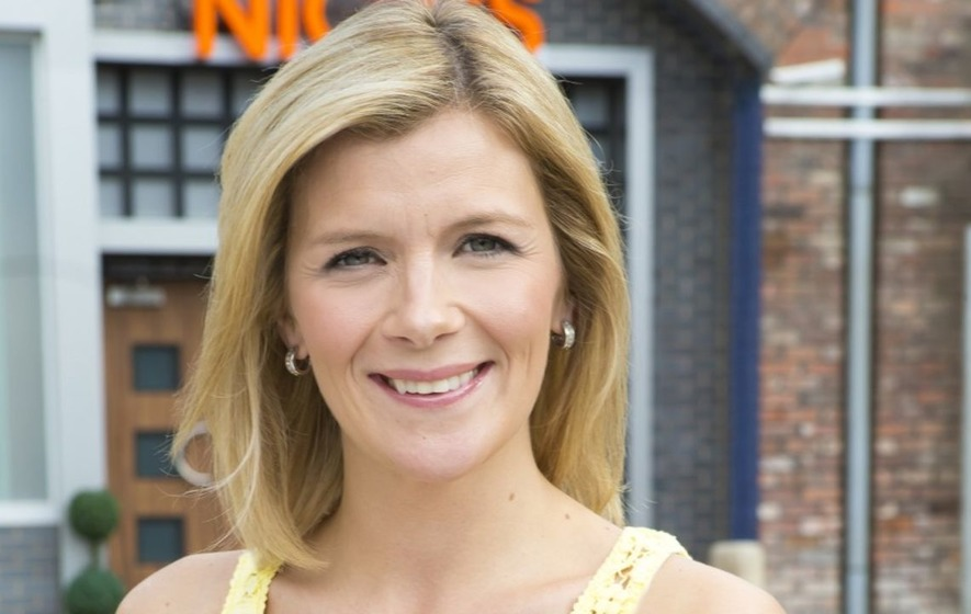Jane Danson reveals how she struggled with Corrie fame and barely left house