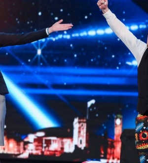 Stern Guinness World Records official steals show on Britain's Got Talent