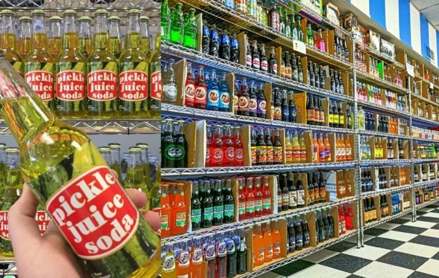 Pickle Juice Soda is actually a thing and people are equally intrigued as they are grossed out