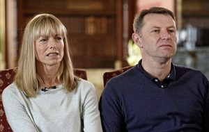 "Tenth anniversary of Madeleine McCann disappearance ""horrible marker of time, stolen time"""