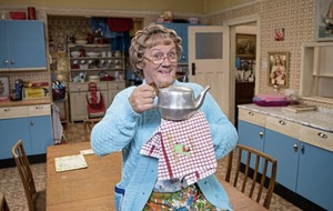 The debut series of All Round To Mrs Brown's has been a hit with BBC viewers