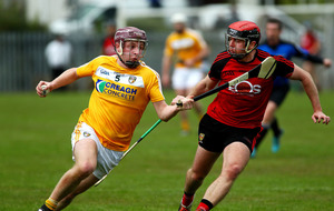 Antrim into Christy Ring Cup semi-final after victory over Down
