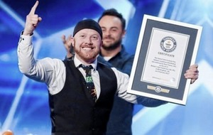 Video: Co Down choir and Omagh hurler wow judges on Britain's Got Talent
