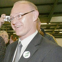 Paul Maskey challenges Gerry Carroll on Brexit stance