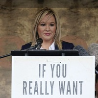 Michelle O'Neill tells republicans she is 'proud of freedom struggle'