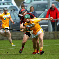 Antrim hurlers ease into Christy Ring semi-finals at Down's expense