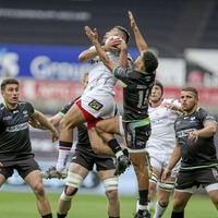Defeat to Ospreys ends Ulster's hopes of Guinness PRO12 play-off spot