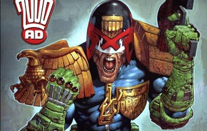 What's On: Judge Dredd, 2000AD and Beano bigwigs head for Enniskillen ComicFest