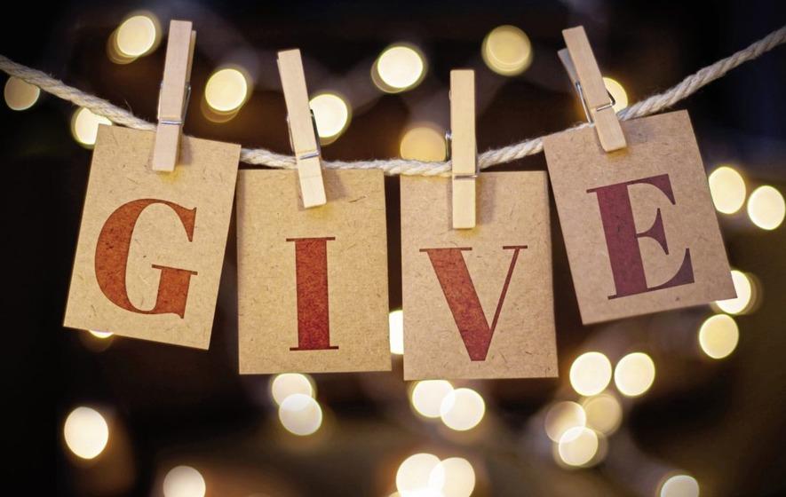 Businessman Mervyn McCall explains why he has set up a £500,000 philanthropy fund