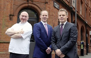 Restaurateur Niall McKenna inspires next generation of young business leaders