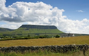 Take on Nature: An encounter with long-tailed ducks under Ben Bulben