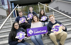 Kainos celebrates five years of CodeCamp with biggest event yet