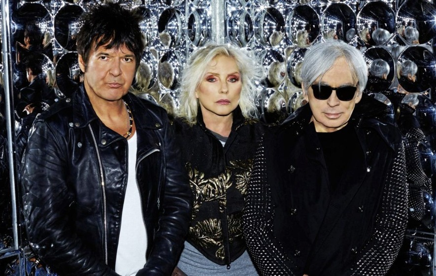 Blondie on supporting Phil Collins in Dublin