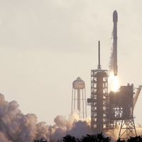 SpaceX launches top-secret US government spy satellite and successfully lands booster rocket