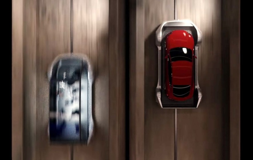 Elon Musk releases video of underground tunnels he hopes will beat the traffic