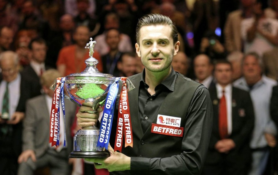 Mark Selby completes comeback to beat John Higgins and claim his third World Snooker Championship title at the Crucible