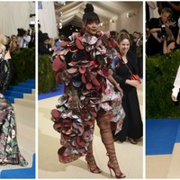 Stars go for bold, barmy and beautiful looks at the Met Gala