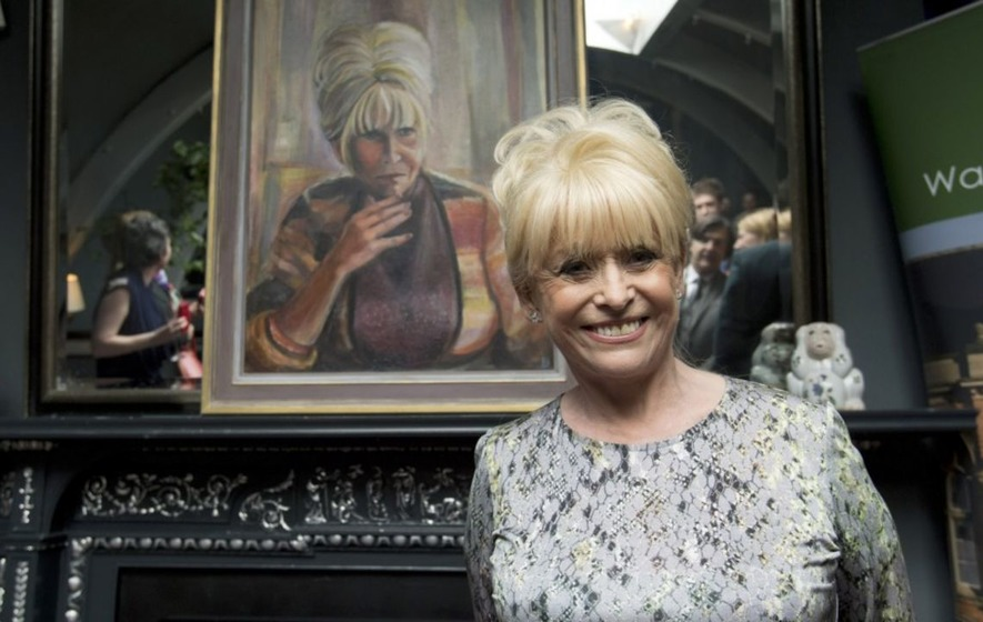 Dame Barbara Windsor says turning 80 is just a bit 'daft'
