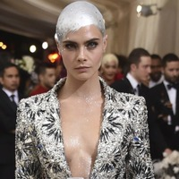 Cara Delevingne and other British stars shine at the Met Gala