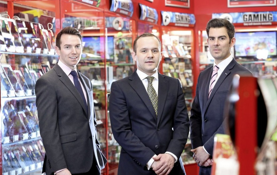 Three new stores open on Cookstown main street in £1m investment