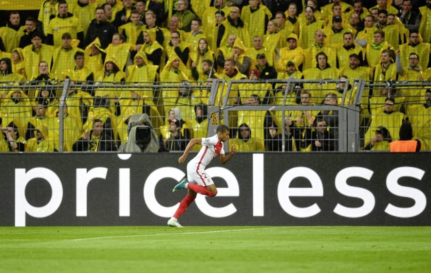 Kylian Mbappe knows Juventus are Monaco's toughest test yet