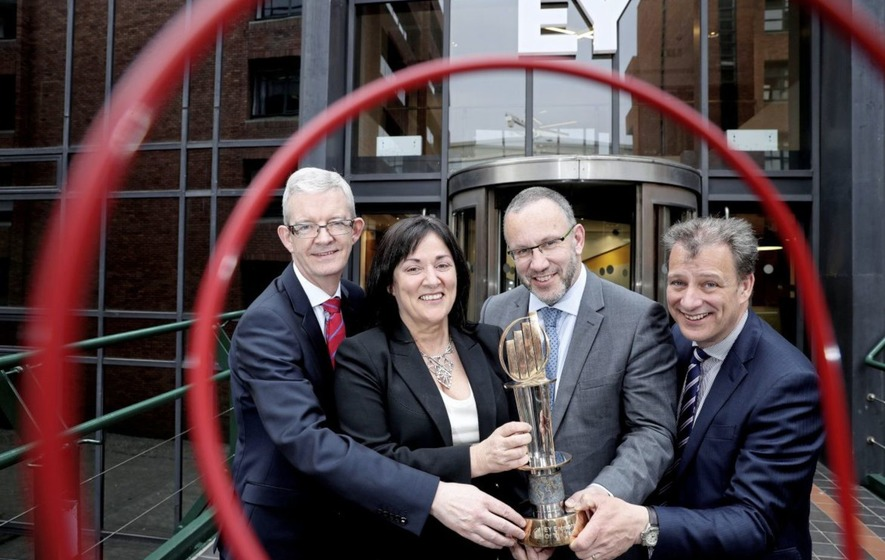 Six from north make EY Entrepreneur Of The Year short list