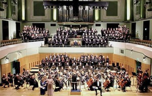 North and south come together for Ulster Hall choral extravaganza