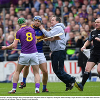 Hitting the Target: Comparing bans handed out to Kieran McGeeney and Davy Fitzgerald is completely missing the point