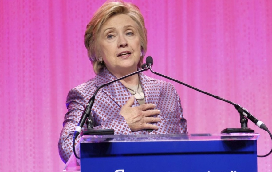 These are the things Hillary Clinton blames for her election loss