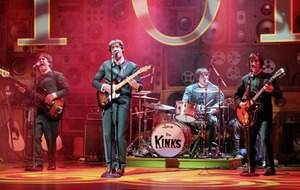 Review: Sunny Afternoon tells story of The Kinks from variety to proto punks