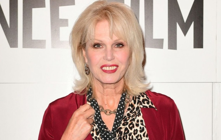Joanna Lumley will be honoured with a Bafta Fellowship