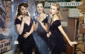 1940s-inspired all-female group The Femmes swing home to Belfast