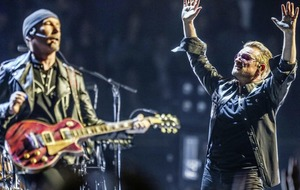 U2's wealth grows as they to third on Sunday Times Rich List
