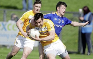 Kevin Niblock's imminent retirement a huge blow for Antrim footballers