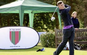Top Lurgan golfers heading Stateside