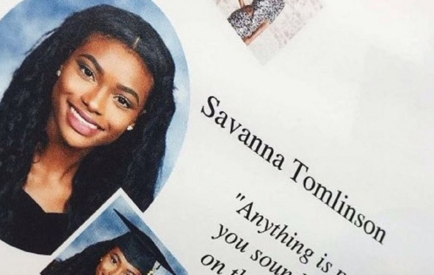 This high school student left an incredible quote in her yearbook