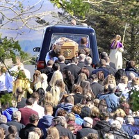 Road accident which paralysed GAA star recalled at Donegal crash funeral