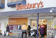 Supermarket giant pulls blue chips into red