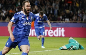 Video: Watch Gonzalo Higuain finish what might be the greatest team goal of the season